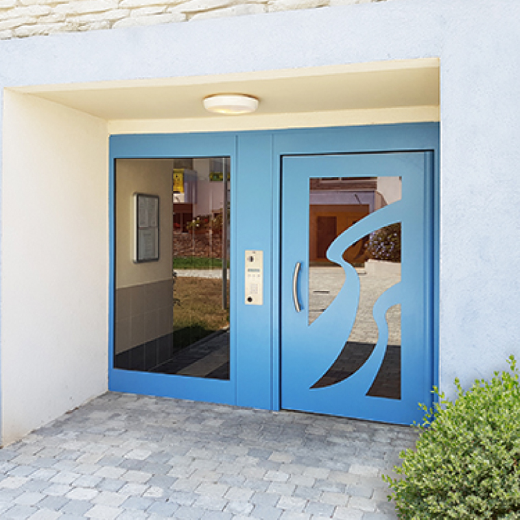 Let Your Creative Side Shine Through And Create Very Own Decorative Door A Valuable Addition To Entrance Hall